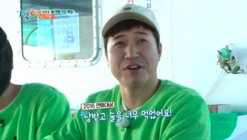 Kim Jong Min revela la razón por la que ganó peso tras ganar el Daesang