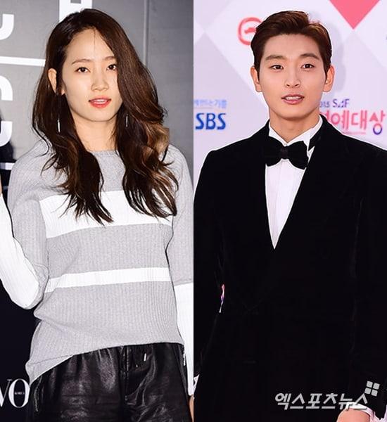 [Último minuto] Se revela que Yeeun y Jeong Jinwoon han terminado su noviazgo