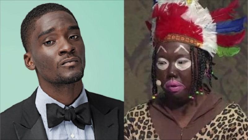 Sam Okyere habla sobre la controversia de la cara pintada de negro