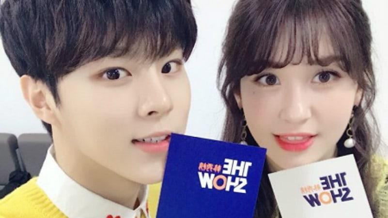 """Jeon Somi y Wooshin de UP10TION dejarán de presentar """"The Show"""""""