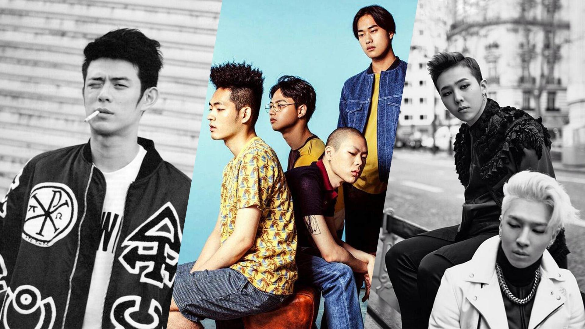 G-Dragon y Taeyang de BIGBANG, Beenzino, elogian y apoyan el nuevo álbum de Hyukoh