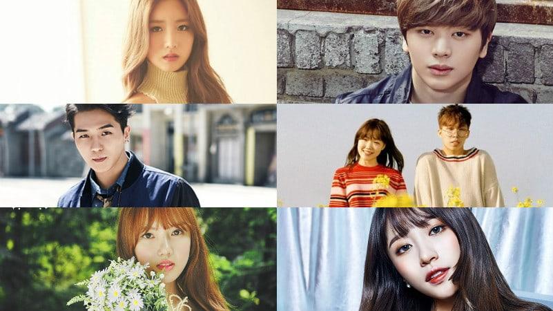Yook Sungjae de BTOB, Song Mino de WINNER, Hani de EXID y más se unirán para nuevo programa de variedades piloto