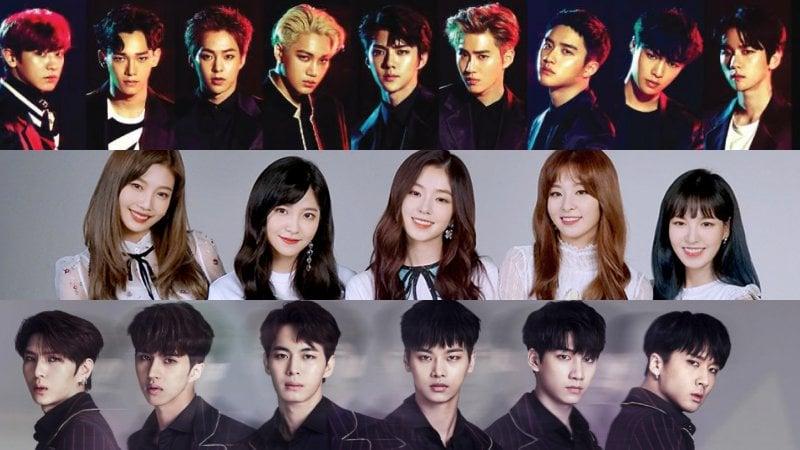 Dream Concert 2019 >> Artistas  Confirmados [18 de Mayo] EXO-Red-Velvet-VIXX