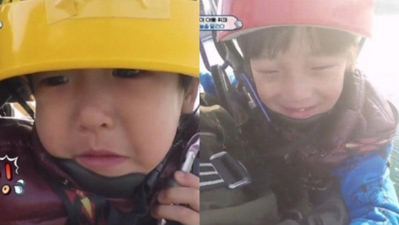 """Los gemelos Seo Jun y Seo Eon muestran su bromance en """"The Return Of Superman"""""""