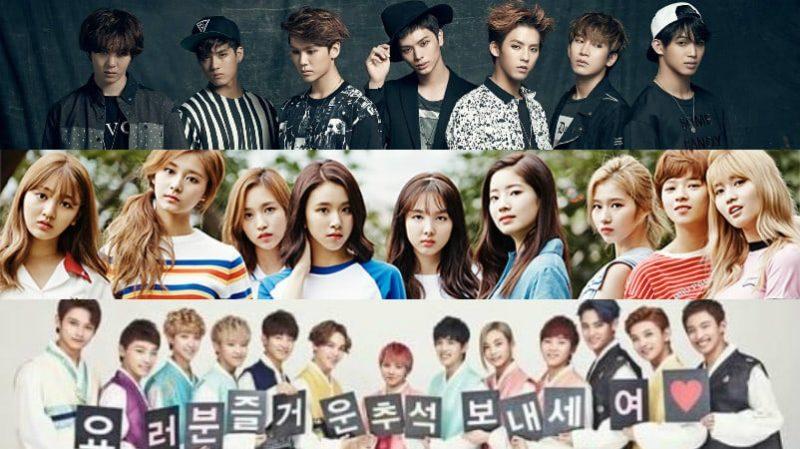 Dream Concert 2019 >> Artistas  Confirmados [18 de Mayo] BTOB-TWICE-SEVENTEEN-e1493697448586