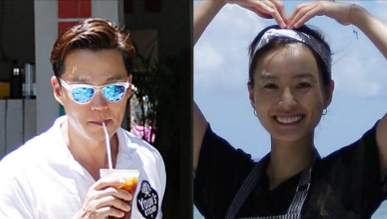 """El escritor de """"Youn's Kitchen"""" revela por qué no hay línea amorosa entre Lee Seo Jin y Jung Yoo Mi"""