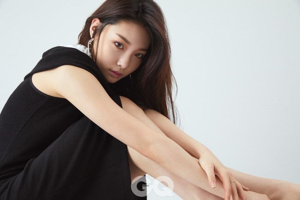 Kim Chungha habla sobre la vida después de dejar JYP Entertainment