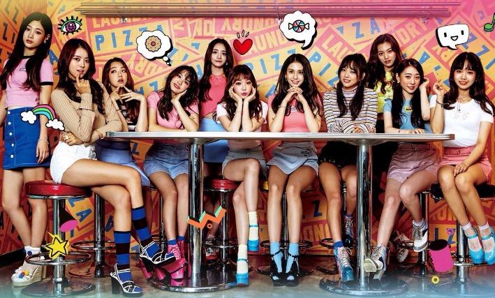 ¿En dónde están ahora las integrantes de I.O.I un año después del debut?