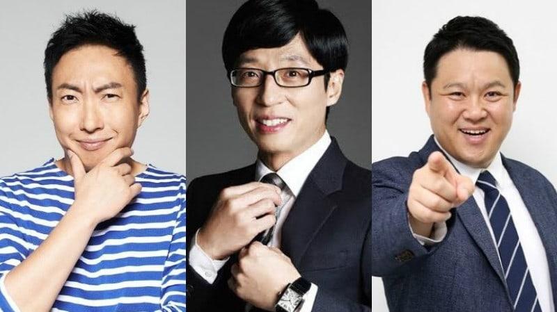 El ranking de reputación de marca de comediantes para mayo es revelado
