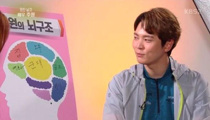 Joo Won revela que es lo que más ocupa su mente en estos días