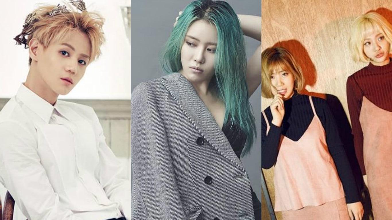 """Yang Yoseob, Suran, Bolbbalgan4 y otros más serán presentados en el OST de """"Ruler: Master Of The Mask"""""""