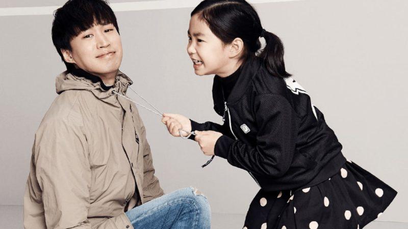 Tablo y Haru pasaron tiempo de calidad padre e hija juntos en el Día de los Padres