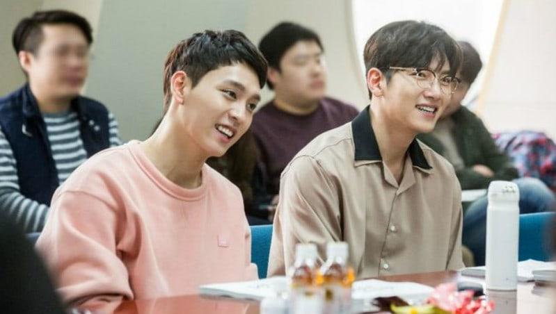 "Choi Tae Joon revela un intenso bromance con Ji Chang Wook en ""Suspicious Partner"""