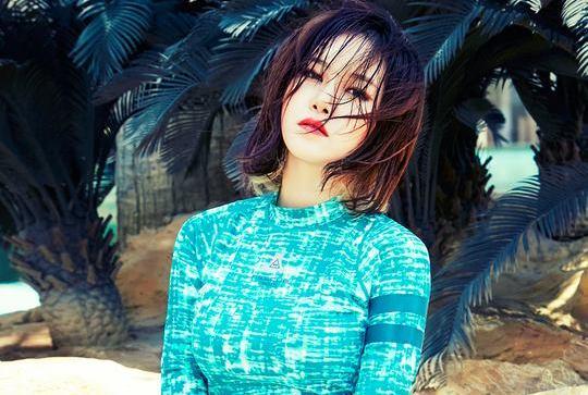 Yezi de FIESTAR regresa en solitario en mayo como rapera