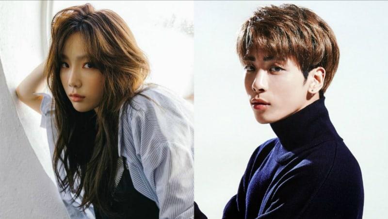 """Taeyeon sorprende a Jonghyun de SHINee apareciendo como invitada en """"Yoo Hee Yeol's Sketchbook"""""""