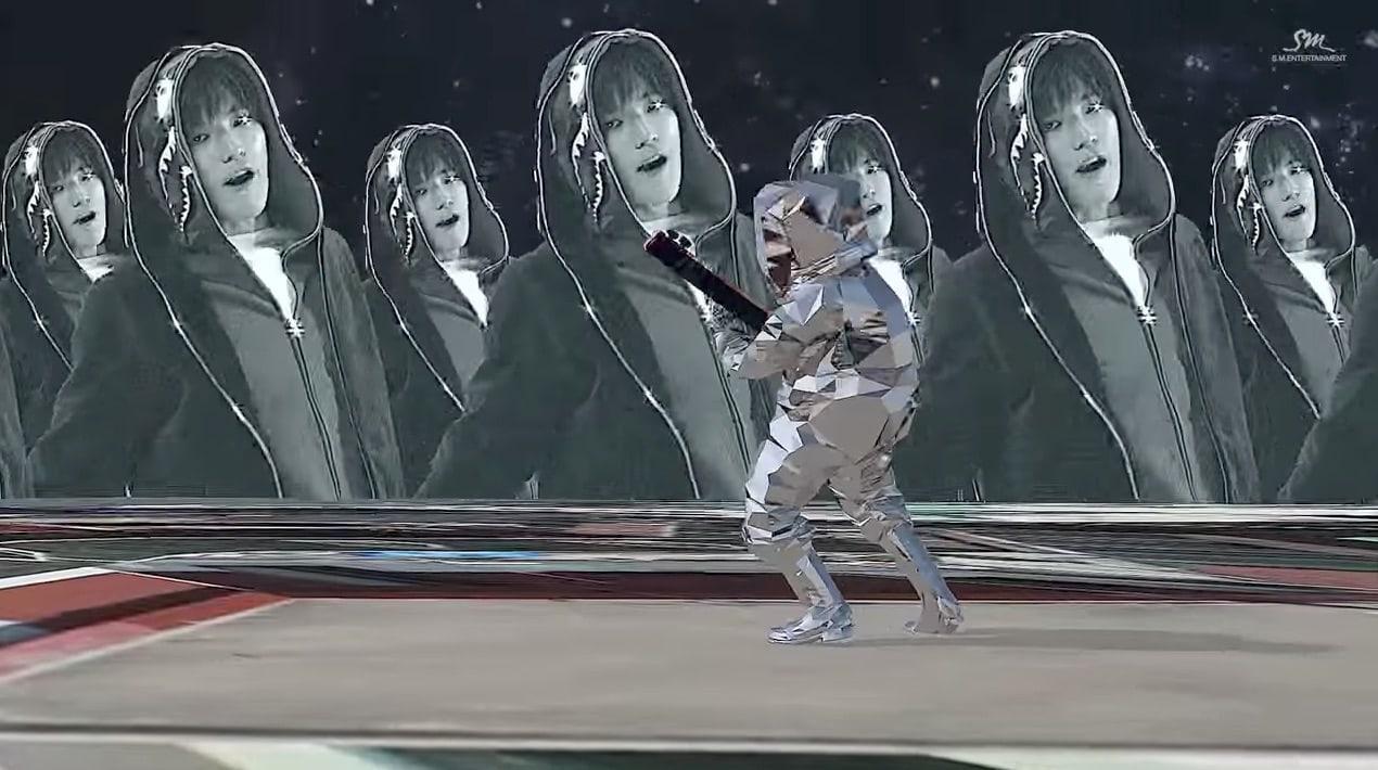 """Hitchhiker y Taeyong de NCT publican un original MV para la pista de SM STATION """"Around"""""""