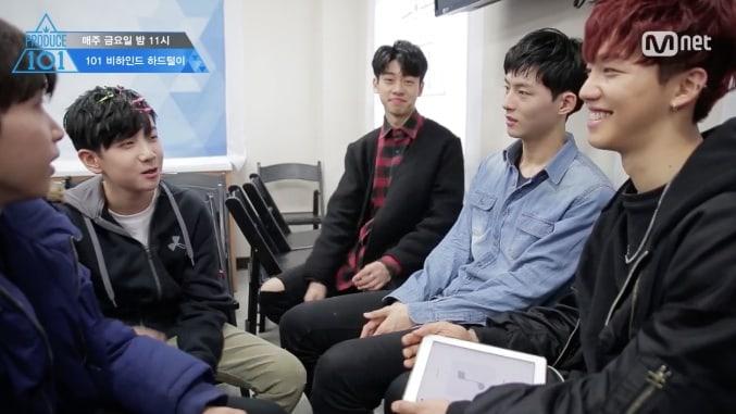 """""""Produce 101 Season 2"""" muestra cómo pasan el tiempo libre juntos los concursantes"""