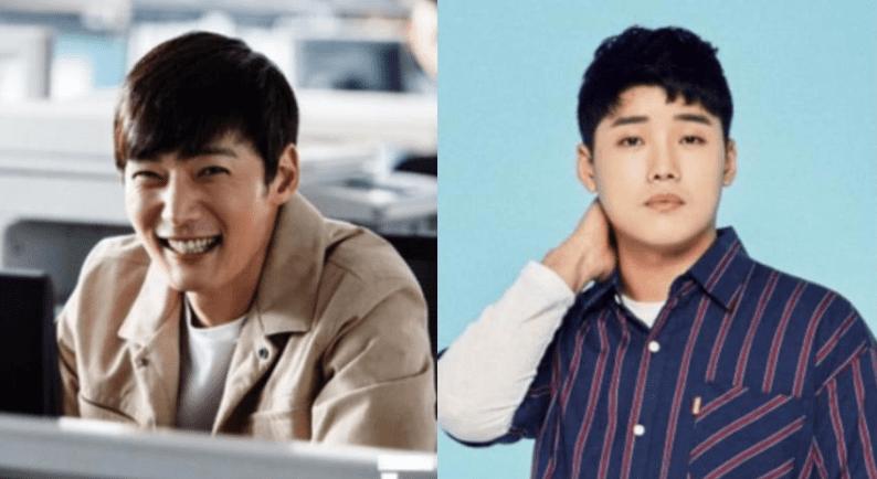 """Choi Jin Hyuk agradece a Kwon Hyuk Soo por enviar camión de cafe al set de """"Tunnel"""""""