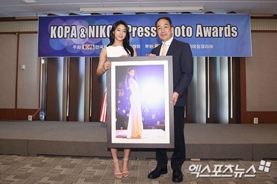 Seolhyun de AOA es elegida como la estrella más fotogénica del año