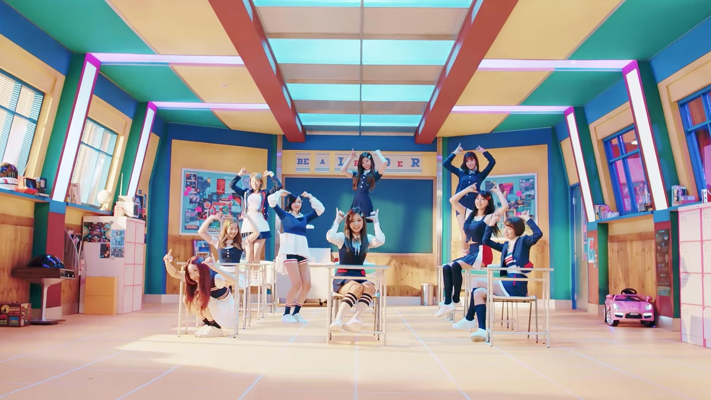 """TWICE publica MV por su regreso con """"Signal"""""""