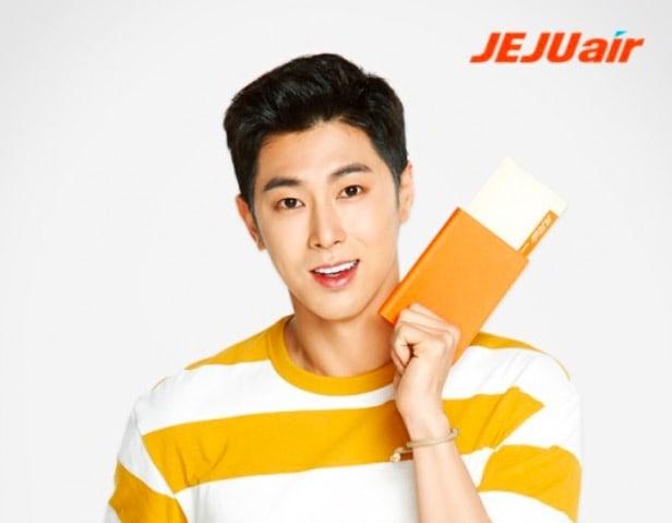 TVXQ se convierten en los nuevos rostros de Jeju Air