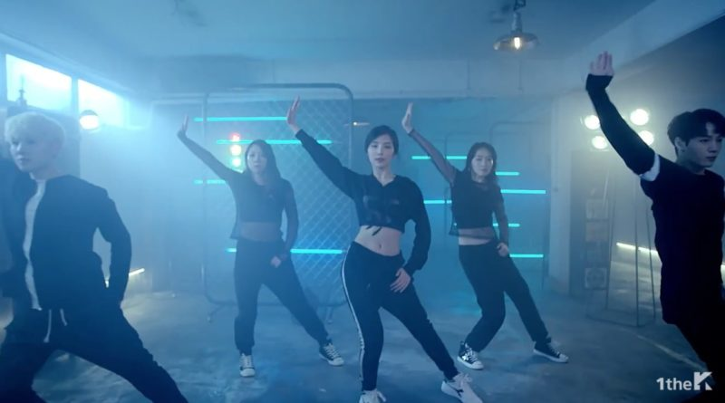"""Kim Sohee de """"K-Pop Star 6"""" hace su debut como solista con el MV de """"Spotlight"""""""