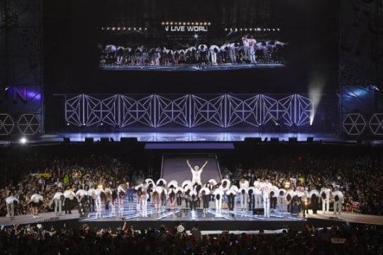SMTOWN iniciará su sexta gira mundial en julio con presentación en solitario de Yunho