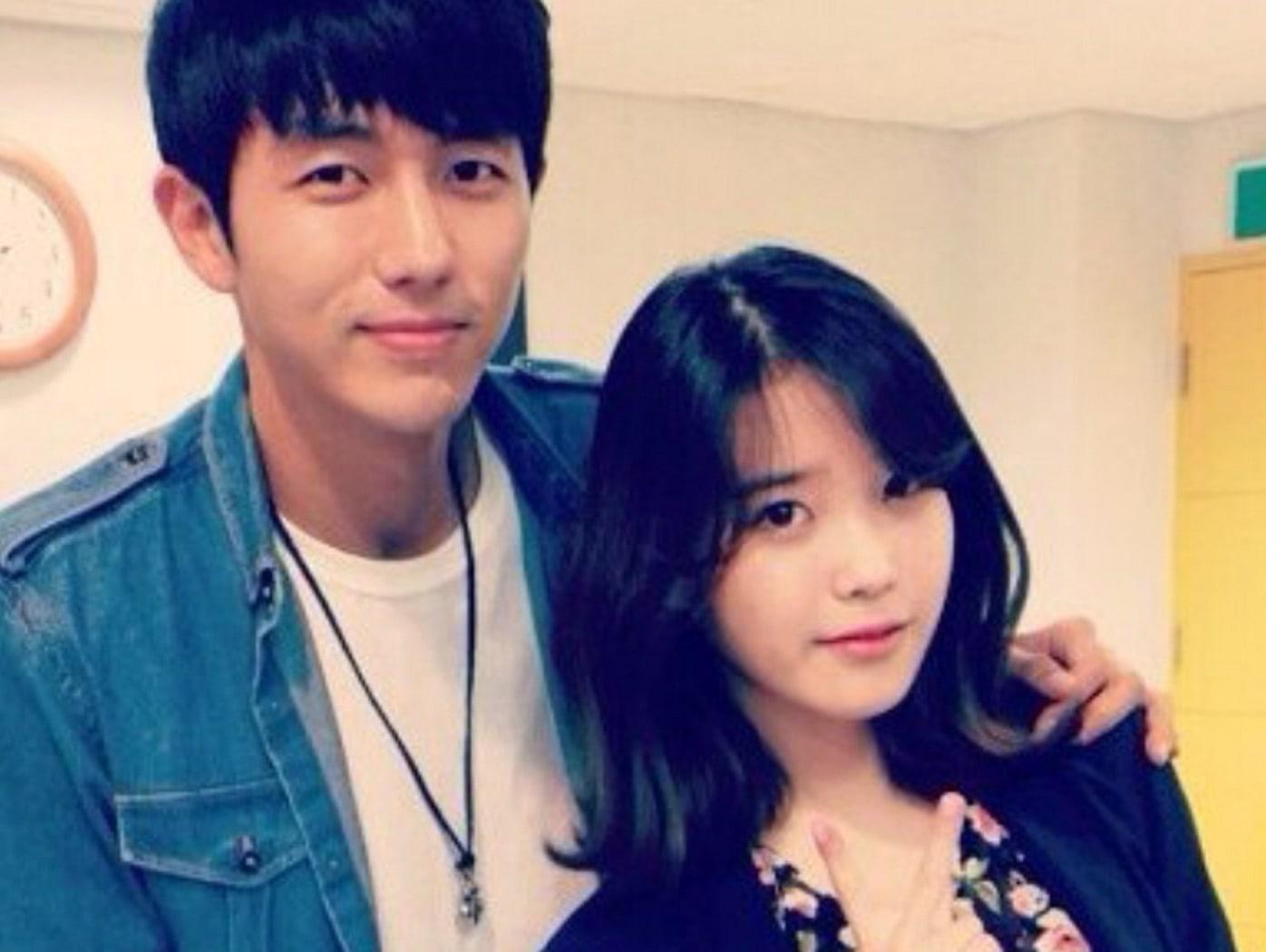 IU tuvo una respuesta ingeniosa ante la foto de Im Seulong en donde decía que necesitaba a alguien que lo regañara
