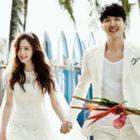 Yoon Sang Hyun y Maybee dan la bienvenida al mundo a su segunda hija