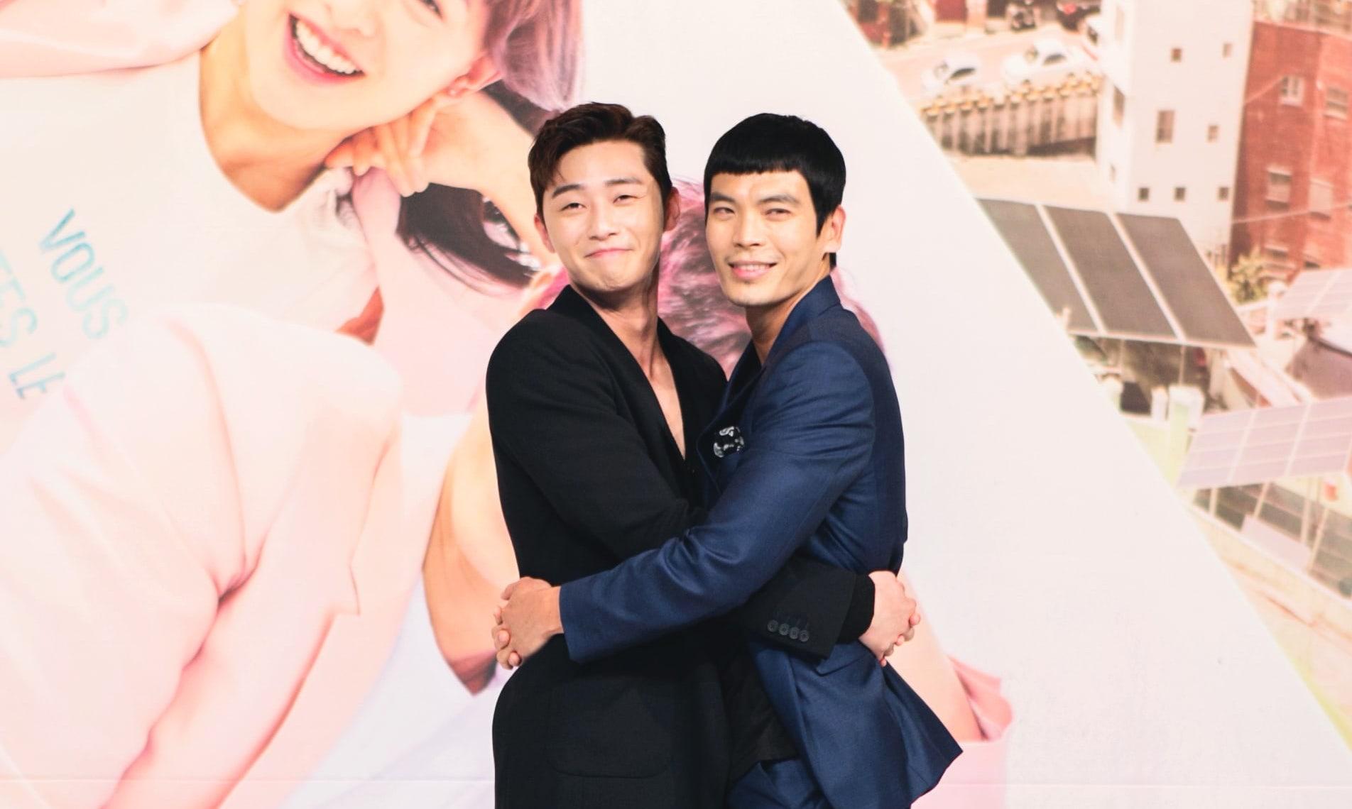 El actor Kim Sung Oh revela que a Park Seo Joon le gusta ser golpeado