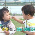 """Rohee y Seungjae tienen un encuentro especial en """"The Return of Superman"""""""