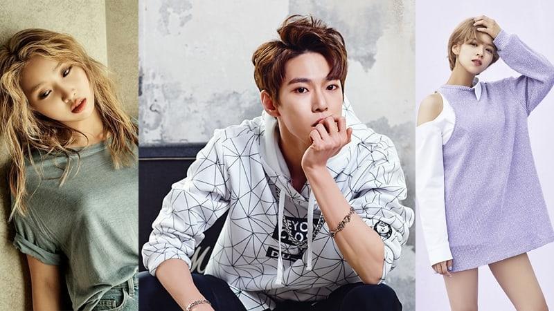 Lazos de familia: 12 ídolos K-Pop que siguieron los pasos de sus familiares