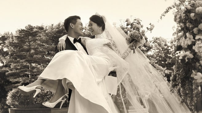 Baek Ji Young y Jung Suk Won le dan la bienvenida al mundo a su primer hijo