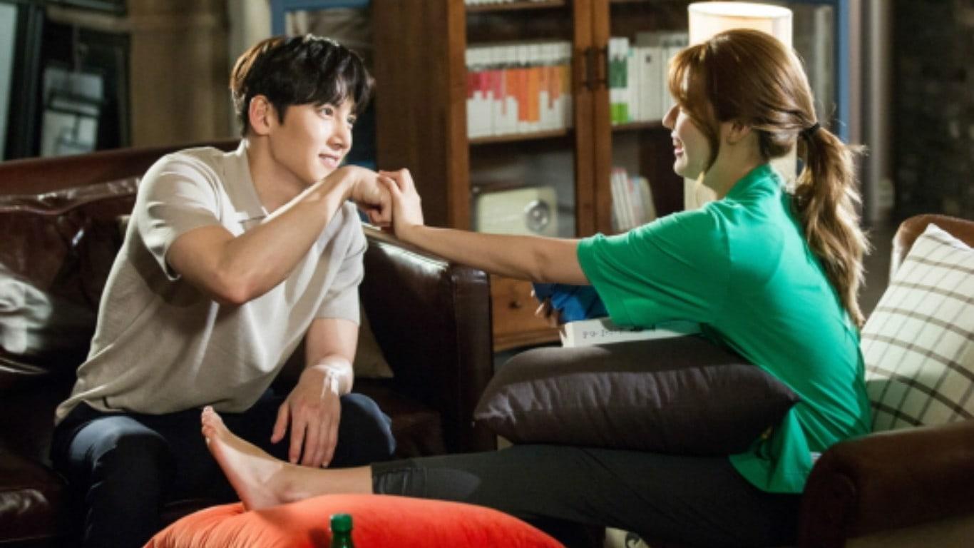 """Ji Chang Wook y Nam Ji Hyun son más cercanos que nunca en escenas de """"Suspicious Partner"""""""