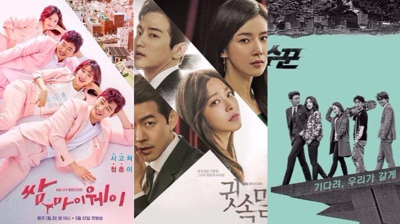 """¿Cómo les fue a los nuevos dramas de lunes y martes frente al exitoso penúltimo episodio de """"Whisper""""?"""
