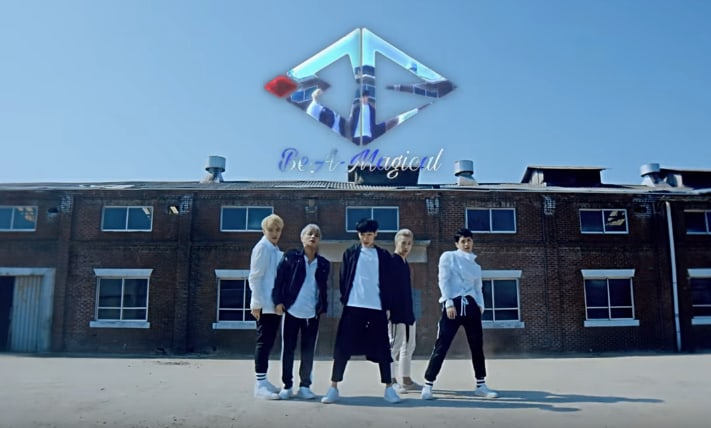 "Be.A (ex K-MUCH) publica MV para ""Magical"""