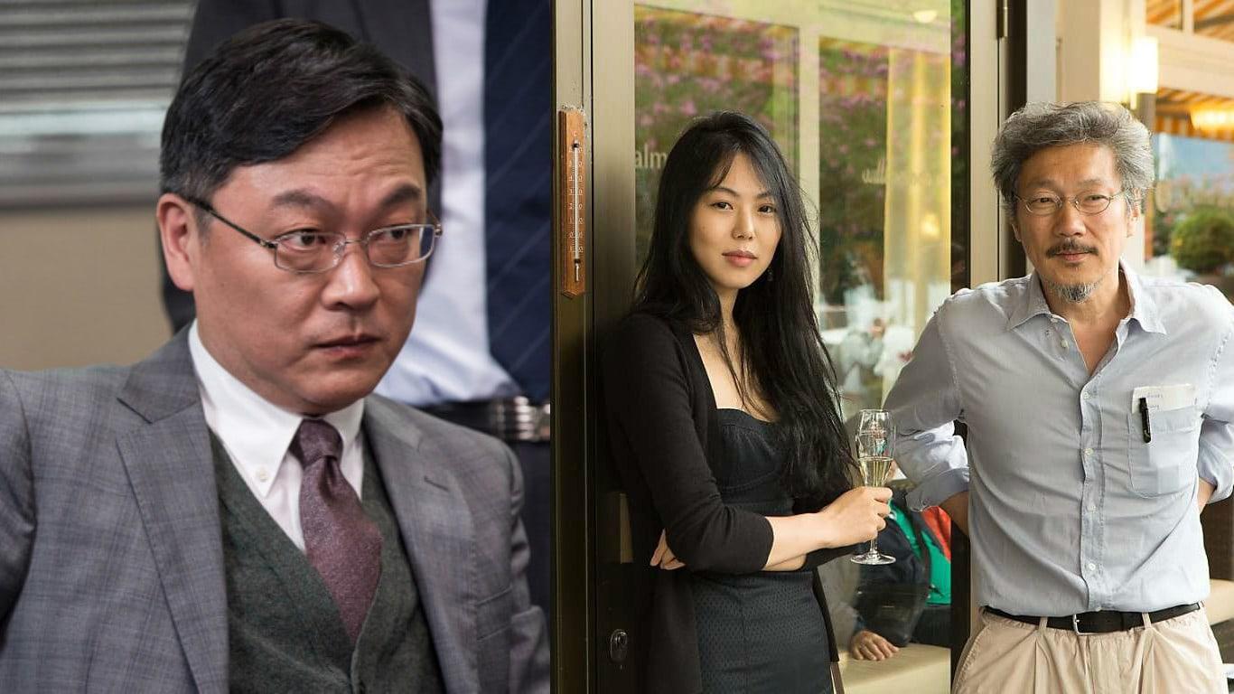 Kim Eui Sung defiende la relación del director Hong Sang Soo y la actriz Kim Min Hee