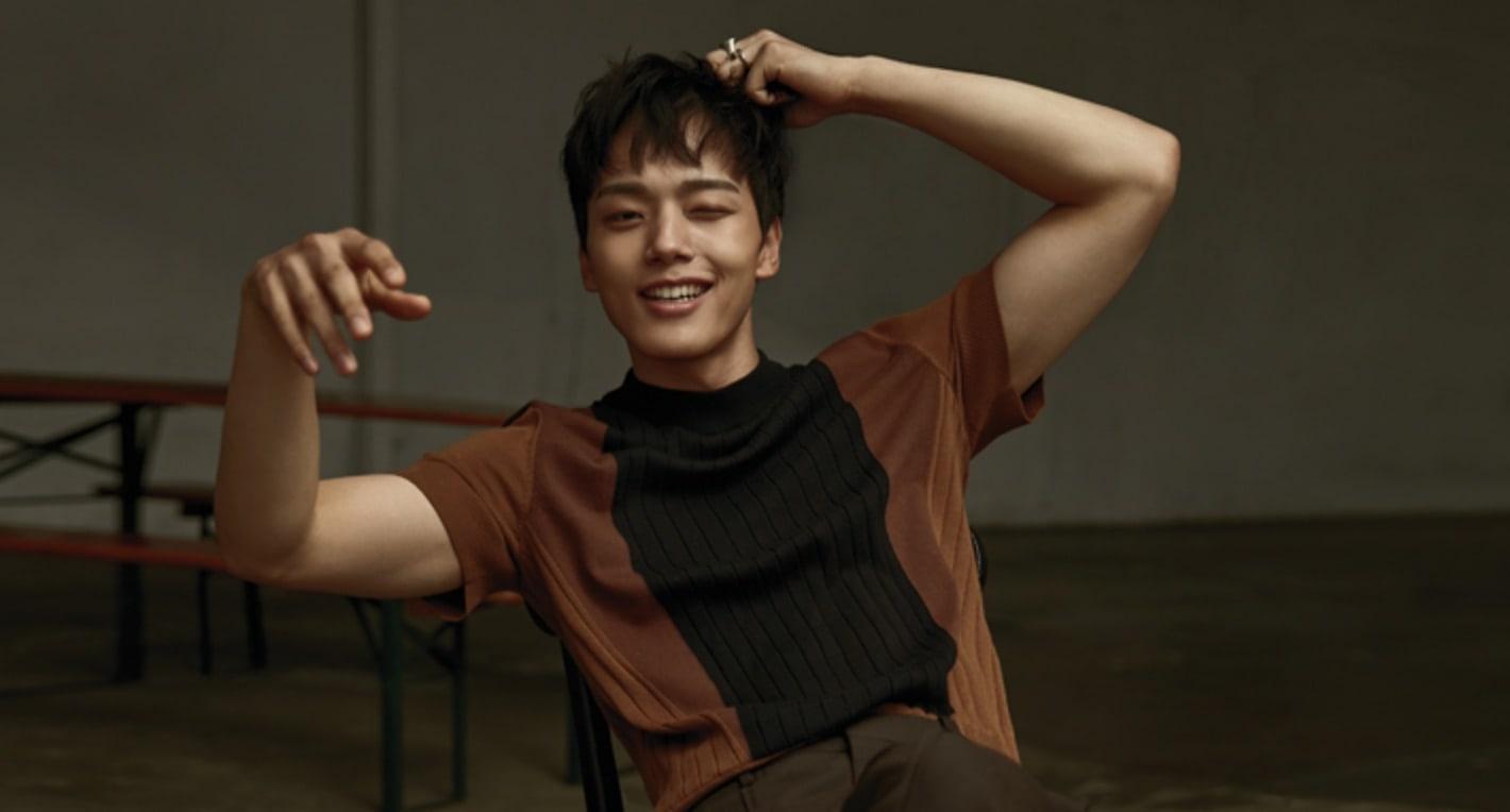 Yeo Jin Goo habla sobre cómo el personaje de su nueva película le ayudó a crecer como actor