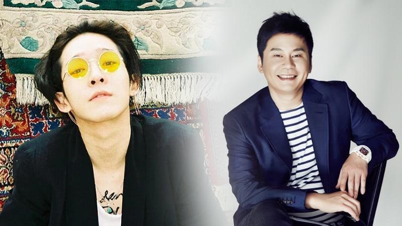 Nam Tae Hyun responde al apoyo de Yang Hyun Suk por su nuevo lanzamiento