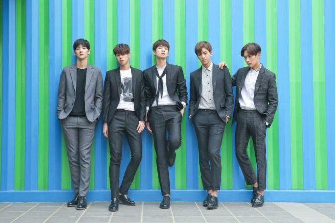 Los miembros de KNK explican las desventajas de ser tan altos