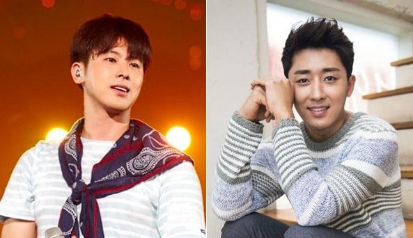 Son Ho Jun demuestra su lealtad a Yunho de TVXQ enviando un camión de café al plató del drama