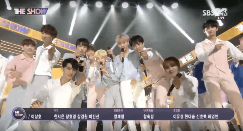 "SEVENTEEN se lleva su 1era victoria con ""Don't Wanna Cry"" en ""The Show""; presentaciones de VIXX, ASTRO, APRIL y más"