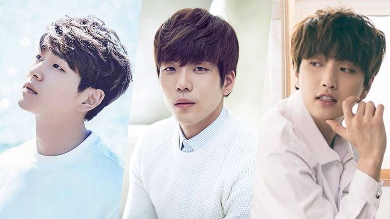 """Onew de SHINee, Changmin de 2AM y Sandeul de B1A4 aparecerán en """"Fantastic Duo 2"""" para una presentación juntos"""
