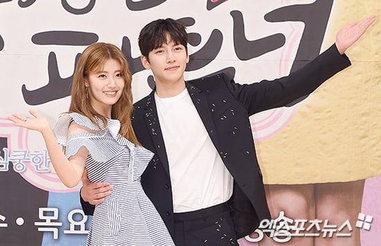 Ji Chang Wook opina sobre su química con su co-estrella, Nam Ji Hyun