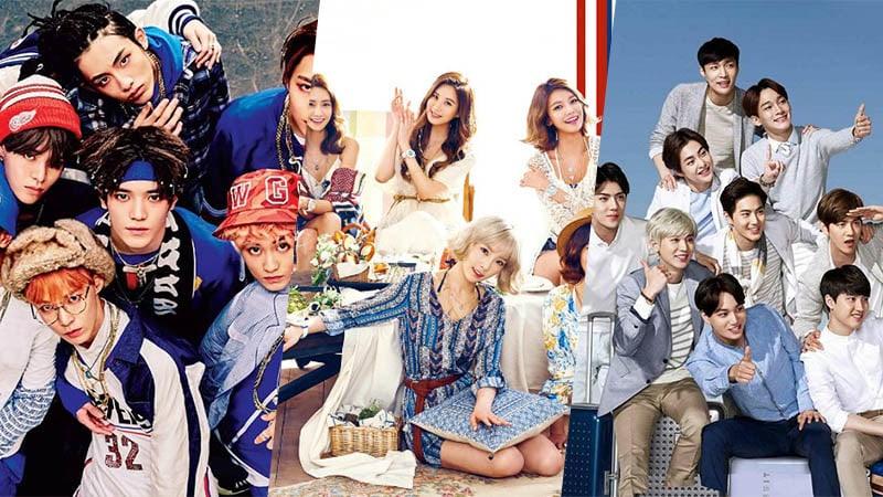 SM Entertainment revela lo que sus artistas tienen preparado para el resto del 2017