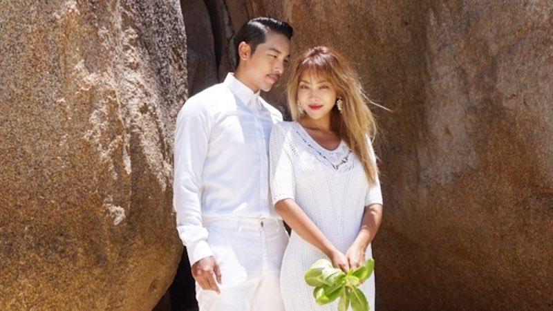 Narsha de Brown Eyed Girls comparte qué ha cambiado desde que se casó