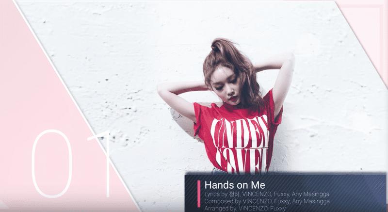[Actualizado] Kim Chungha revela un adelanto de su primer mini-álbum antes de su debut oficial en solitario