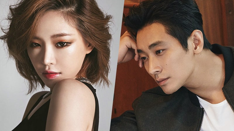 Se rumorea que Ga In de Brown Eyed Girls y Joo Ji Hoon han terminado + Su agencia responde
