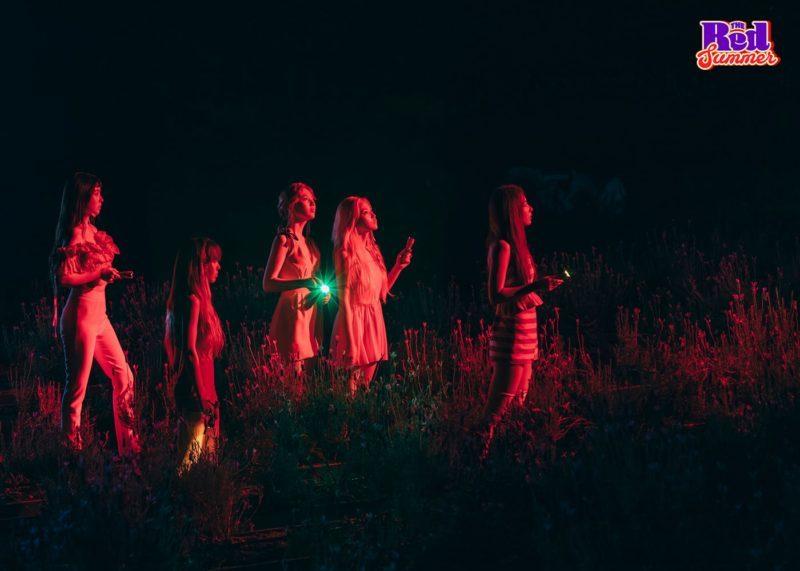 """[Actualizado] Red Velvet comparte otra imagen teaser para su regreso con """"The Red Summer"""""""
