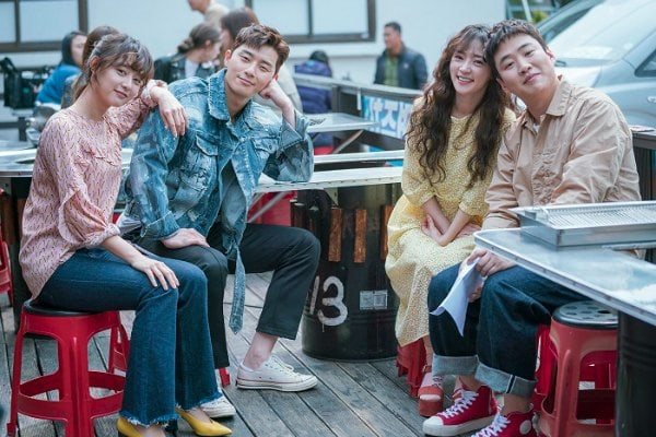 """Fight My Way"" rompe su propio récord de ratings con reciente episodio"